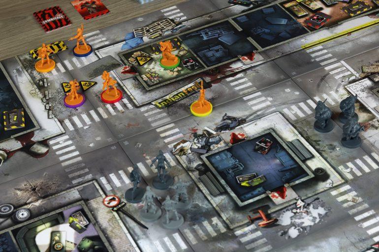 Zombicide 2° Edizione - Missione 1