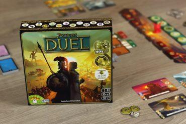 Recensione 7 Wonders Duel