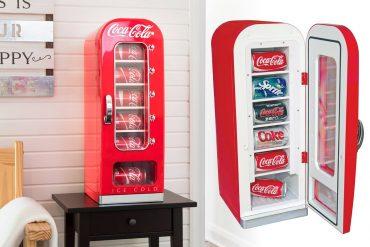 Distributore di Coca Cola da scrivania