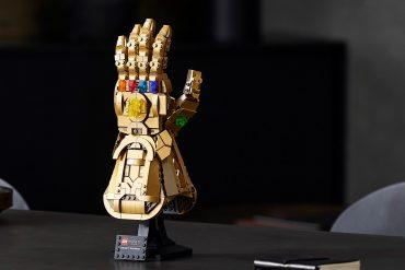 Guanto dell'Infinito LEGO Marvel