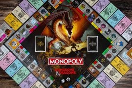 Monopoly Dungeons&Dragons