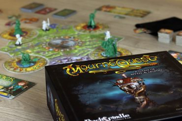 Recensione Mourne Quest