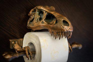 T-Rex portarotolo