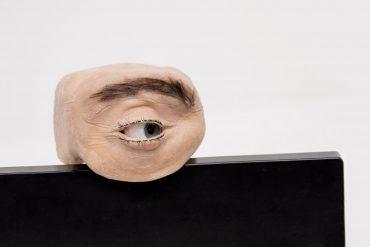 Webcam antropomorfa