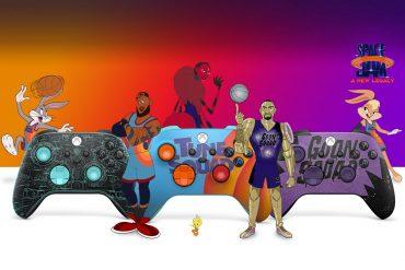 Controller Xbox Space Jam 2