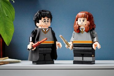 LEGO Harry Potter ed Hermione Granger