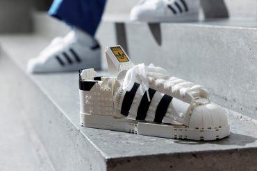 Scarpa LEGO Adidas Superstar