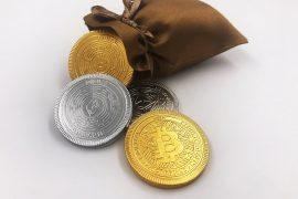 Bitcoin di cioccolato