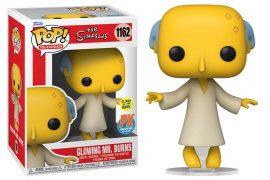 Funko Pop! Mr.Brurns X-Files