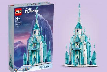 Castello di ghiaccio LEGO Disney Frozen