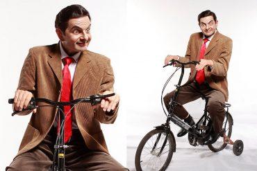 Statua 1:1 di Mr.Bean
