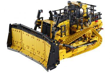 LEGO Technic Bulldozer Cat D11