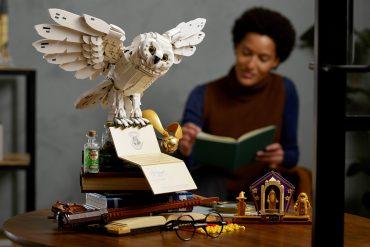 Icone di Hogwarts – Edizione del collezionista LEGO Harry Potter 76391