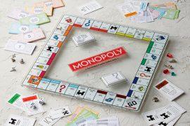 Monopoly di vetro