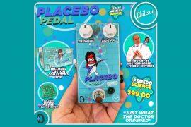 Pedale per chitarra effetto Placebo