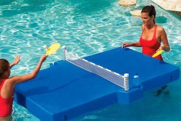 Tavolo da pingpong da piscina