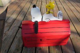 Cassetta della posta Snoopy