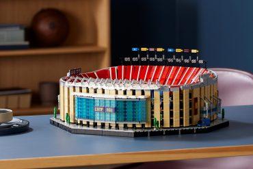 Camp Nou LEGO