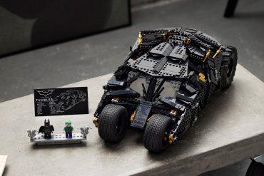 LEGO Tumbler di Batman