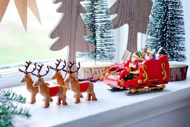 Slitta di Babbo Natale LEGO