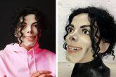 Maschera di Michael Jackson