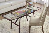 Tavolino da puzzle