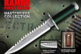 Coltello di Rambo da collezione